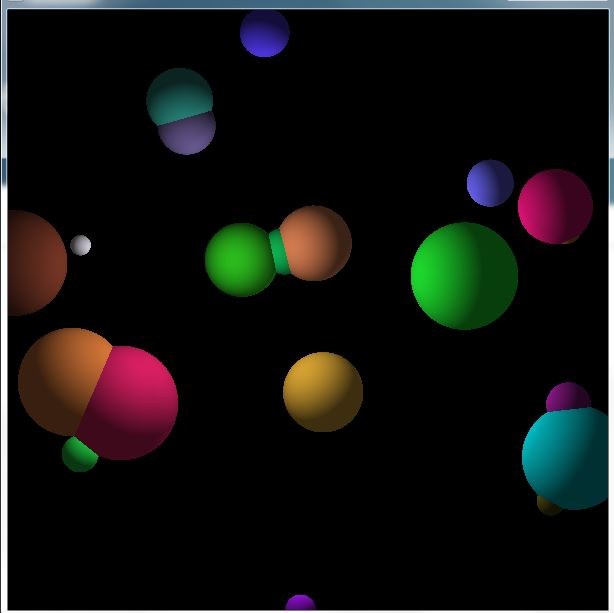 Ray Tracing Test Image